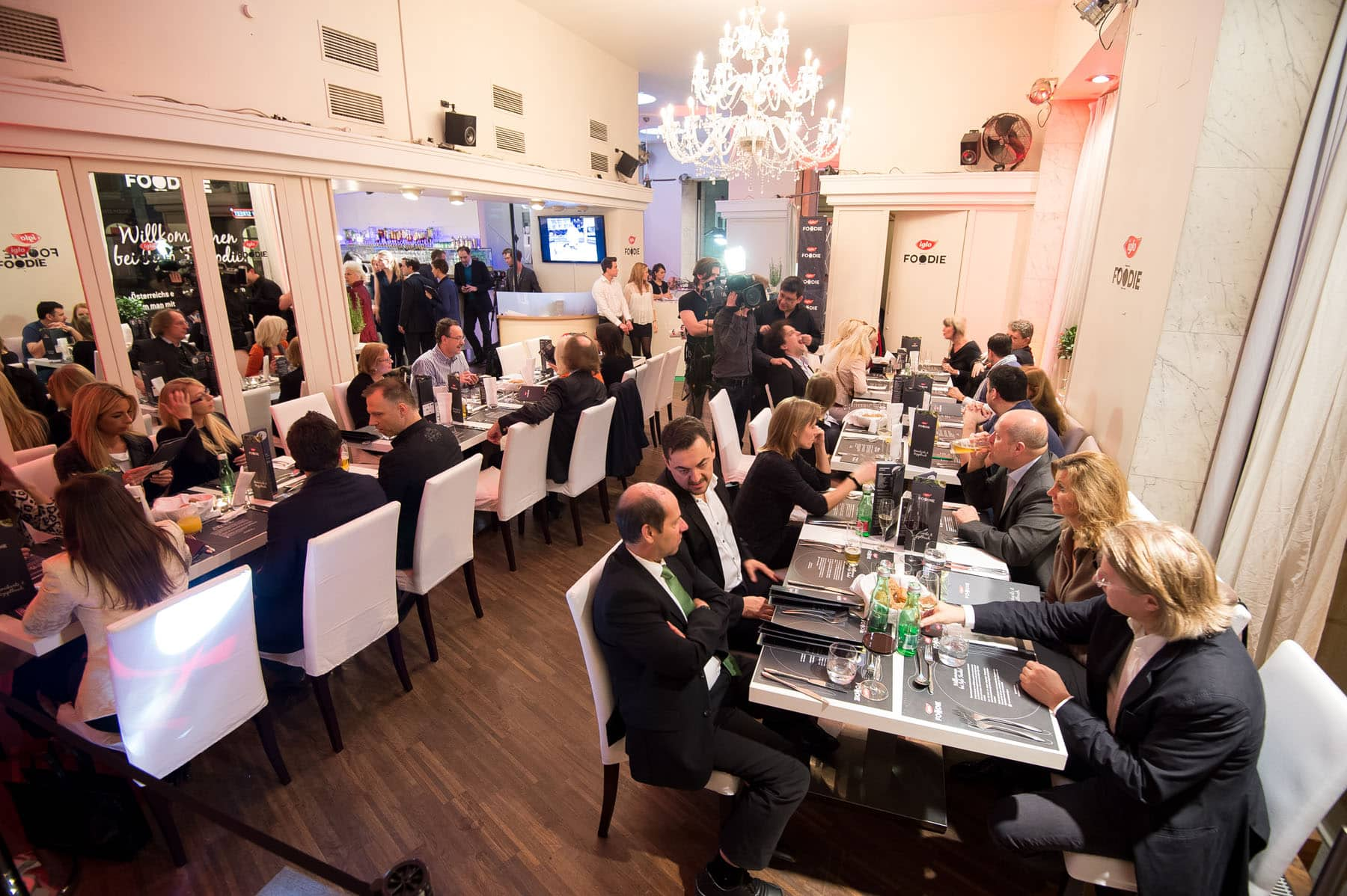 1. digitales Restaurant: Iglo Foodie