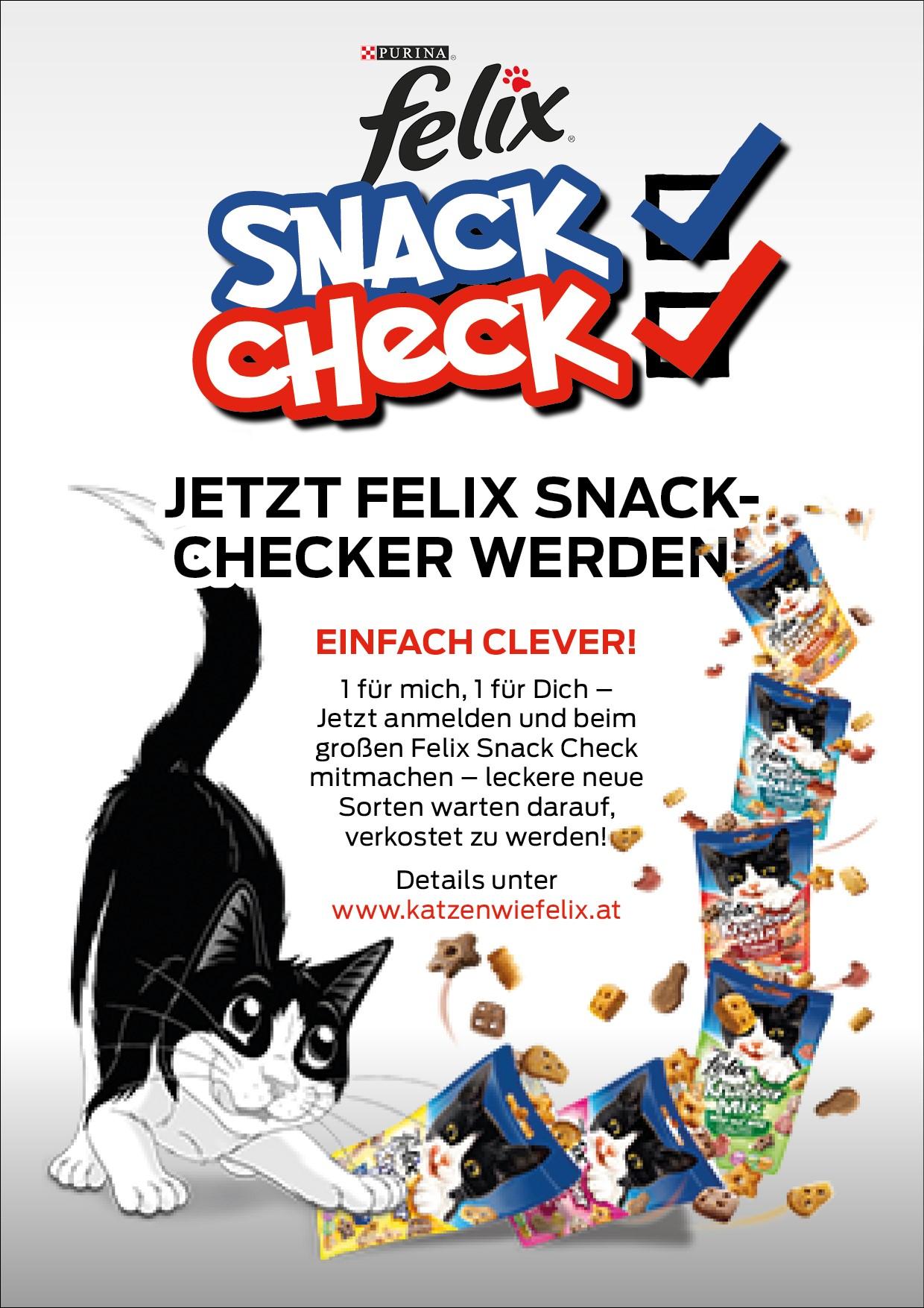 Snack Check