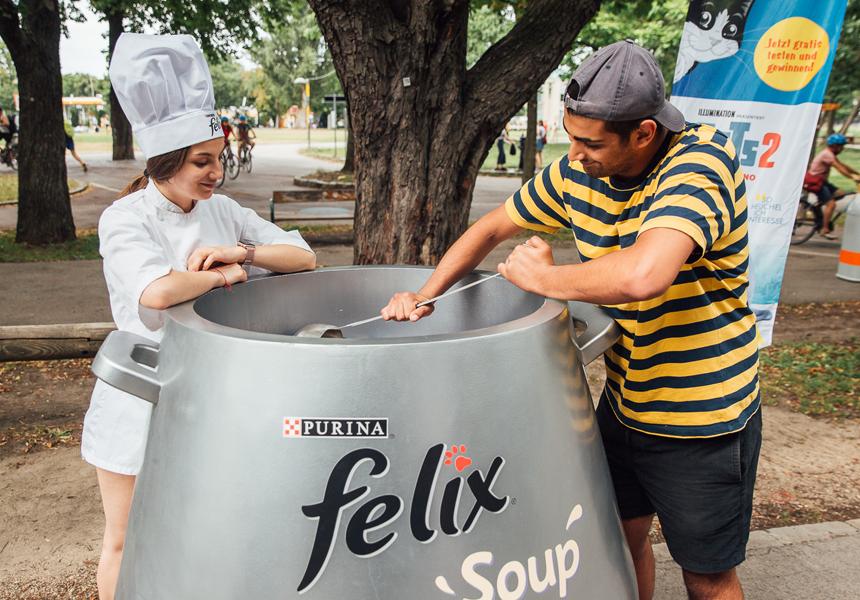 Felix Soup 5